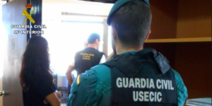 Estafa Guardia Civil
